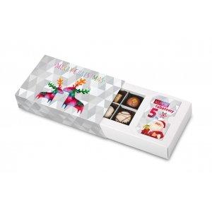 B-card chocolate box