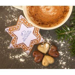 Ciasteczka miodowe - gwiazdki