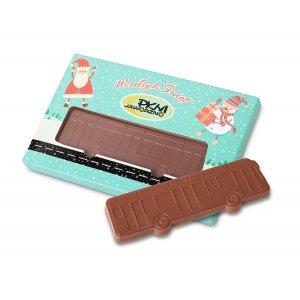 Chocolate in indiwidual shape