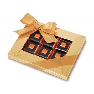 Ramka na 6 czekoladek mini sztabek