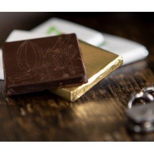 Ramka na 9 czekoladek kwadratowych