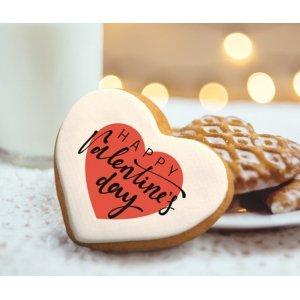 Serduszka - ciasteczka miodowe
