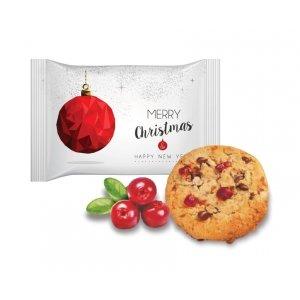 Christmas ciasteczko fit&choco