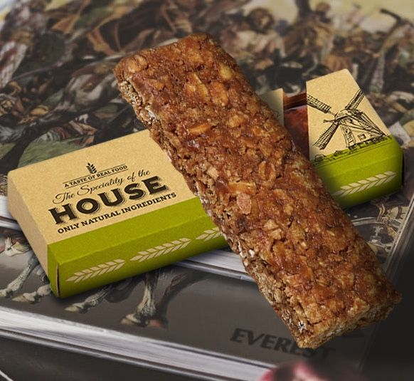 Baton bio&crunchy