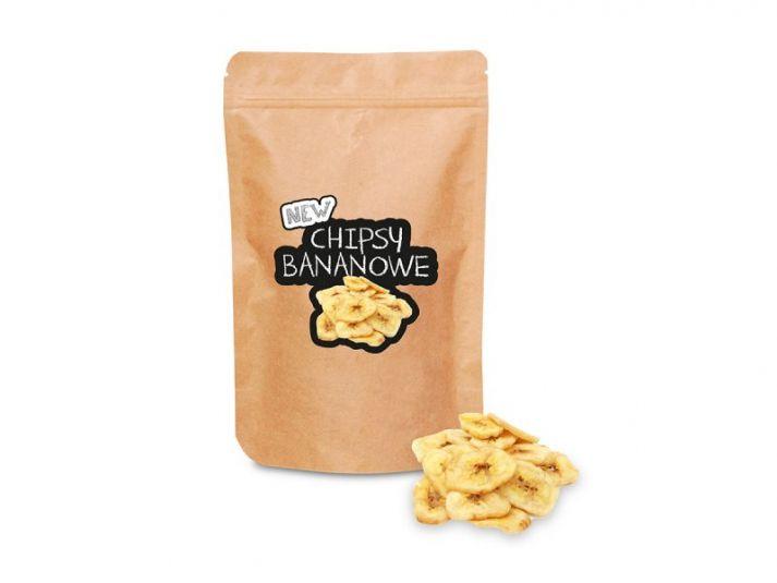 Chipsy bananowe XXL