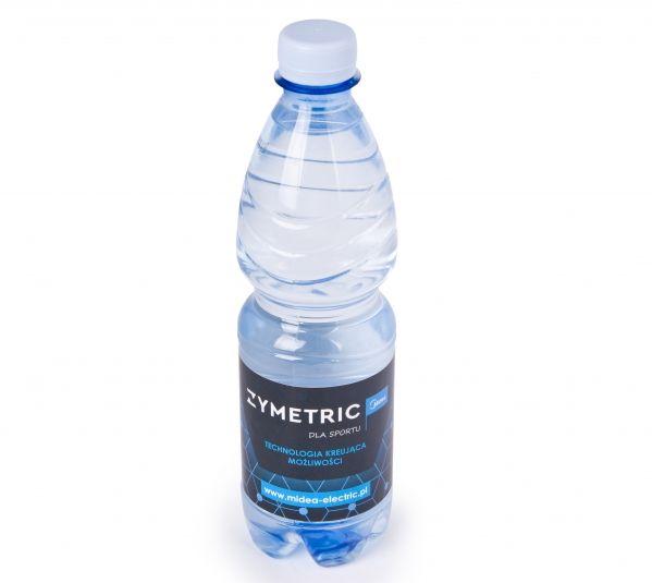 Woda reklamowa z nadrukiem
