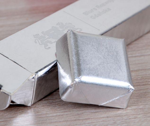 Zestaw sztabka na 3 czekoladki