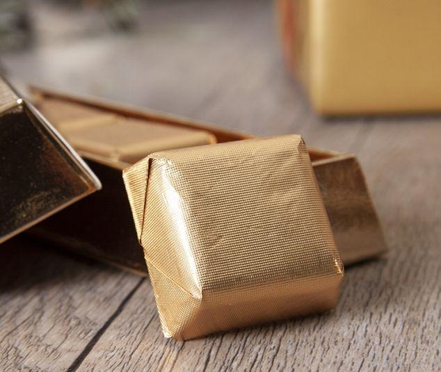 Zestaw sztabka na 4 czekoladki